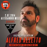 MADE IN ITALY NYC EPISODE 12 GUEST ALFRED AZZETTO