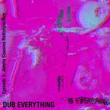 Dub Everything, Episode 5 ~ Jimmy Cousins Retrospective