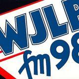 """Jeff """"The Wizard"""" Mills - WJLB - Detroit, Summer '86"""