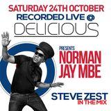 @stevezest @thefrontHB #Live #october2015 @normanjayMBE
