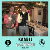 Raadio 2 - Kaabel - GOATMAN (07.01.2017)