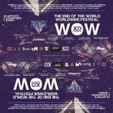 Monday - Dj set live @ WOW - The Last Drunken Madness (K4, Ljubljana 21.12.2012)
