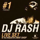 Live set @ Alta Quota (BG) in Swat Shop Pt.1