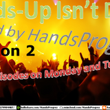 Hands-Up Isn't Dead #189