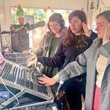 Girl Ray-dio - Green Man Radio 2017