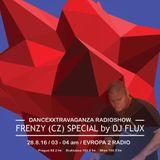 DJ FLUX - FRENZY (CZ) RADIOMIXTAPE 2016
