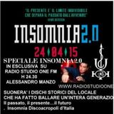 INSOMNIA THE LENGEND OF ELETTRONIK MUSIC SELECTED ALEX MANZO