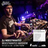 Moestwanted Mixshow on BigCityBeats – 15.01.2016