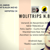 Wolf Trips #2.8 - 01-12-2017 - NEW TRACKS OF MACKLEMORE - CURTIS HARDING - Felix Jaehn