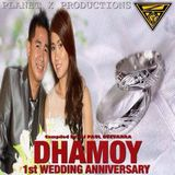 DHAMOY 1st wedding anniversary compiled by djPOLGAS29