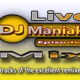 DJ Maniak Live Mix episode 8 (21.11.2014)