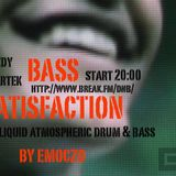 BASS SATISFACTION 14.6.2012 MIXED BY EMOCZO