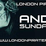 dj andy b london pirate radio show 20/11/16