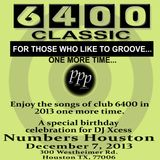 6400 Classic Dec. 7th 2013