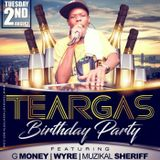 TEARGAS 26TH B-DAY-CD 2.