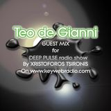 Teo De Gianni Guest Mix For Deep Pulse Radio Show on www.keywebradio.com(18 11 2013)