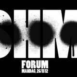 Swedish House Mafia @ Forum D.26 November (BAZ THIEMANN MIXTAPE)