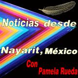 Agenda informativa con Pamela Rueda 070313