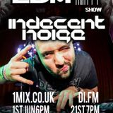 086 The EDM Show with Alan Banks & guest Indecent Noise