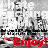 Spinning EDM Workout Mix