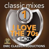 DMC - Classic Mixes - I Love The 70s Vol. 01