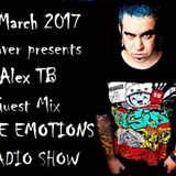 RAVE EMOTIONS RADIO SHOW (13RaVeR) - 15.03.2017. Alex TB Guest Mix @ RAVE EMOTIONS