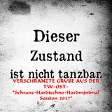 VERSCHRANZTE GRÜßE AUS DER TW-OST-Schranz-Hardtechno   2017