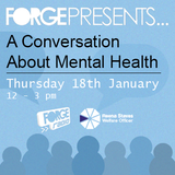 Forge Presents... A Conversation About Mental Health