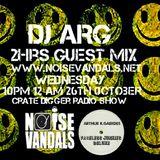 DJ ARG Noise Vandals Crate digger radio show 67