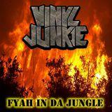 VINYL JUNKIE - Fyah In The Jungle