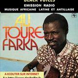 Emission de BLACK VOICES spéciale ALI FARKA TOURE  sur RADIO DECIBEL dans le LOT 04/2016