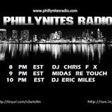 E.MILES! MIX SHOW ON PHILLYNITESRADIO AIRED 4/9/15