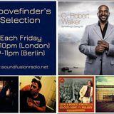 Groovefinder's Selection #17 - Hour 1; C. Robert Walker Artist Of The Week