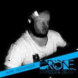 DRONE Podcast 013 - Karl Alexander