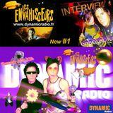 Les Envahisseurs New 1 INTERVIEW on Dynamic Radio