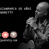 MIX GIANMARCO 20 AÑOS - DJ ANDRETTY 2014