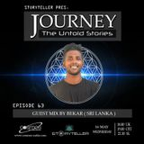 Journey - 63 guest mix by Bekar ( Sri Lanka ) on Cosmos Radio - Germany [16.05.18]