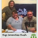Interview with Big Seventies Bush on The Local - SA - 8 Nov 2018