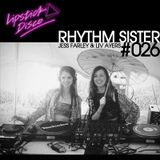 LIPSTICK DISCO EXCLUSIVE MIXTAPE 026 - RHYTHM SISTER