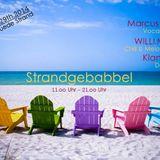 Strandgebabbel 2014 - Promo Mix -By Marcus Sperling