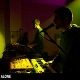 REDRUM ALONE live a MUSIQUE VOL. 3 - Spin Time Lab - 13/12/14