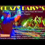 DJ Luke Le Veaux Crazy Daisey's Saint Bar re lick