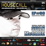 Housecall EP#80 (incl. a guest mix from Sean McCabe)