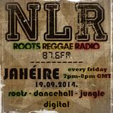 NLR 87.6fm - Roots Reggae Radio 19.09.2014.