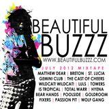 Beautiful Buzzz - July 2012 Mix