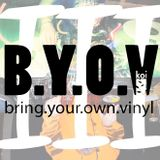 Bring Your Own Vinyl Sessions: September 2016 {3 Year Anniversary}