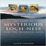Guide to Mysterious Loch Ness -Geoff Holder