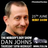 Dan Johns - Nobody's Boy Show - 01