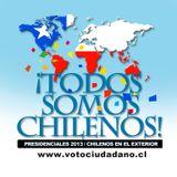 Enzo Abbagliati conversa en radio Infinita sobre #VotoExterior