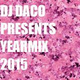 DJ DACO Year Mix 2015